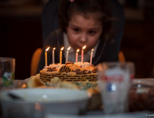 День рождения особенной девочки.