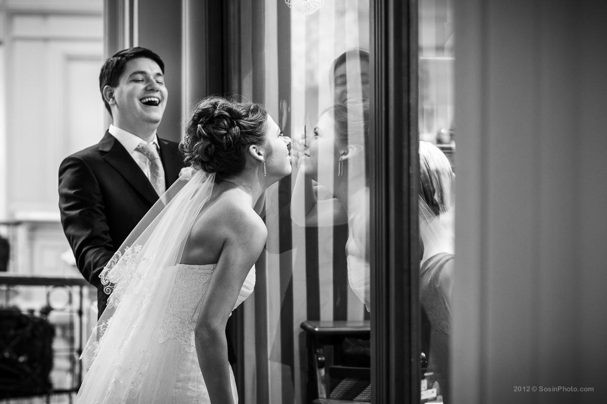 Жених и невеста ГУМ чб