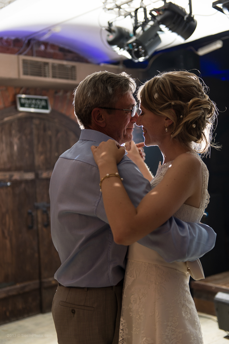Танцы на свадьбе